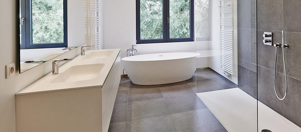Vasques et meubles : showroom meuble de salle de bain Toulon Var