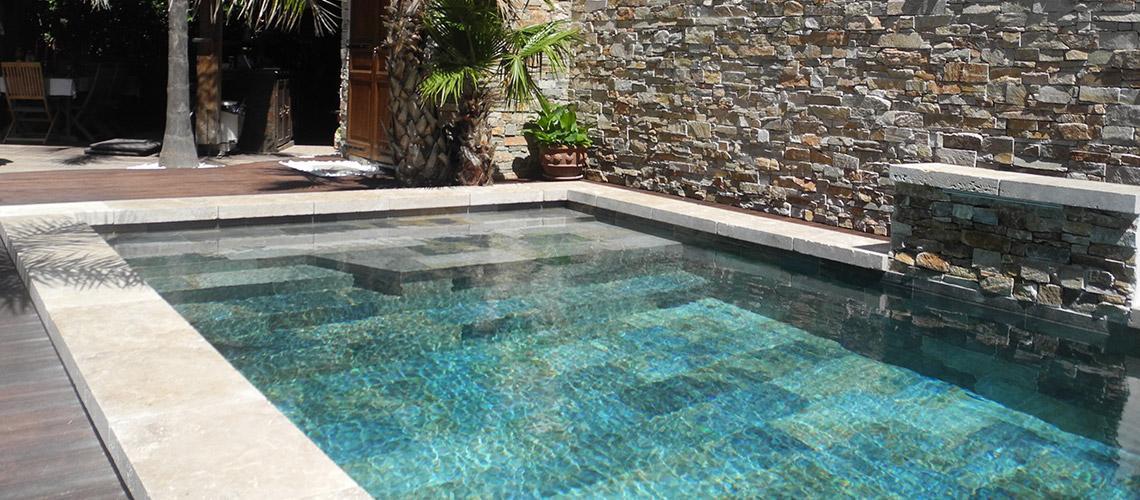 Kit piscine 8x4 b ton pas cher toulon var mod les cl en main - Piscine en dur pas cher ...